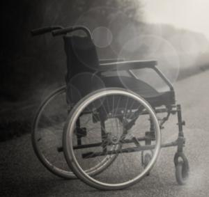 Rollstuhl Hebebühne